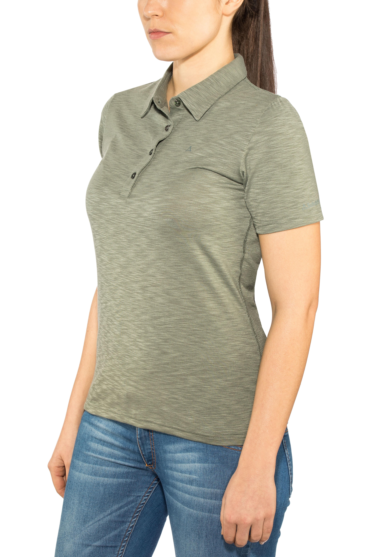 best supplier wholesale best price Schöffel Capri1 Polo Shirt Damen agave green